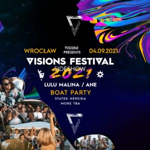 Visions Festival 2021 DeepTech Boat & After